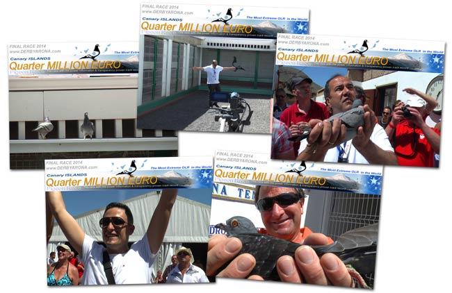 Endflug / Final Race Derby Arona Tenerife
