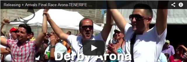 Endflug / Final Race Arona-TENERIFE 2014