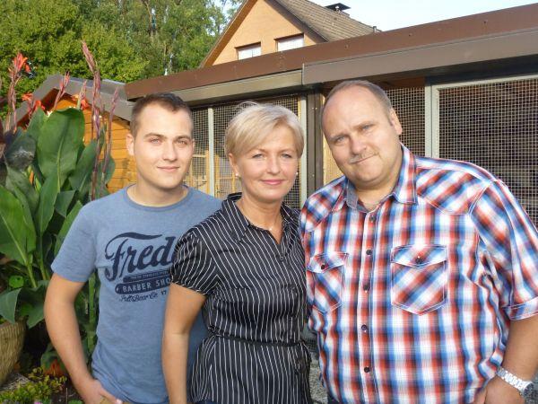 Die Gewinner des HDI brieftauben-markt Championats 2013!