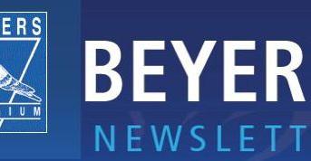 BEYERS newsletter...