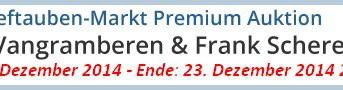 Nur noch bis 23. Dezember 2014 20.00 Uhr - PREMIUM AUKTION Scherens-Vangramberen
