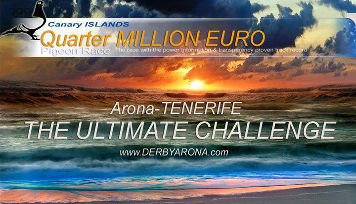 Derby Arona SEA RACES 4+5+6...report