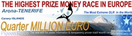 Versandtermine Arona-Derby Teneriffa 2015/2016 - Arona-TENERIFE 2016 WELCOME!