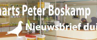 Im JULI 2019 – von Dr. Peter Boskamp…
