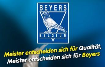 Mit BEYERS durch die Mausersaison 2016...