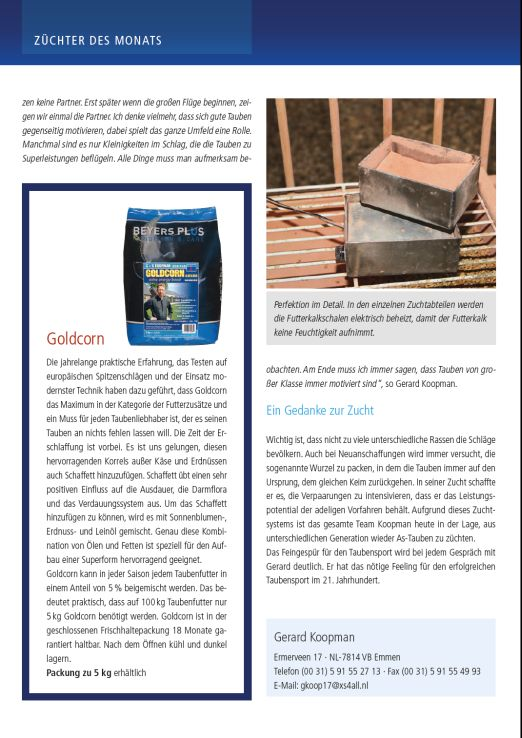 beyers newsletter mai 4