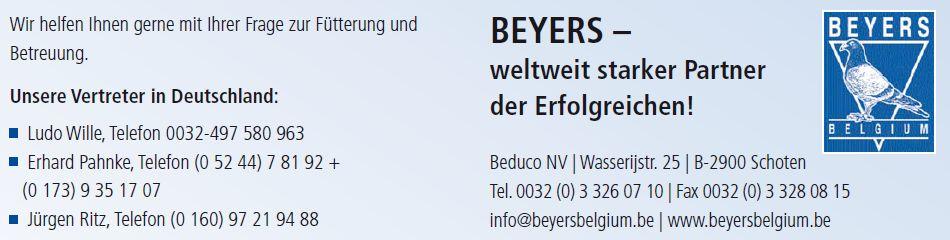 contato Beyers pessoa DE