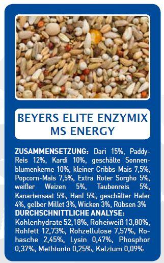 Beyers energia ms enzym elite