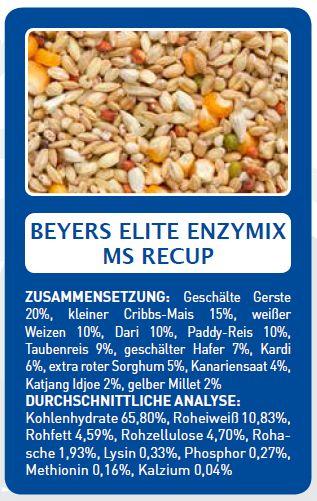 Beyers enzym elite recup ms