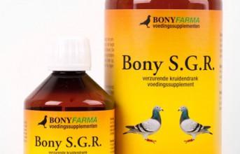 Produkt der Woche - Bony S.G.R. ...