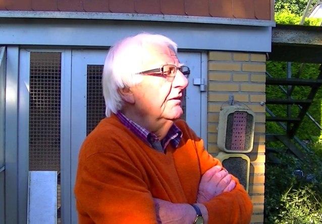 Wolfgang Roeper - 1. Deutscher Verbandsmeister mit Jährigen 2015...