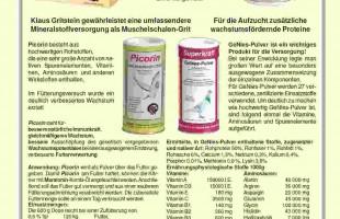 KLAUS Produkte für das Frühjahr...