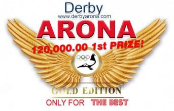 120.000 Euro für den 1. Preis bei der Arona 2017 GOLD EDITION...