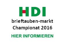HDI brieftauben-markt Championat 2016...
