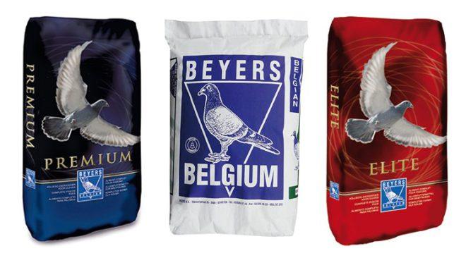 BEYERS - das Futter der OLYMPIADETEILNEHMER und NATIONALSIEGER...