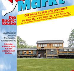 TaubenMarkt/Die Sporttaube Ausgabe Juli 2016...