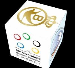35. Brieftauben-Olympiade in Brüssel...