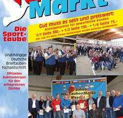 TaubenMarkt/Die Sporttaube im Oktober 2016...