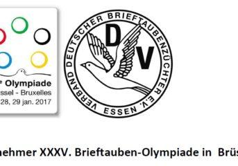 Deutsche Teilnehmer OLYMPIADE 2017 Kategorie Sport...