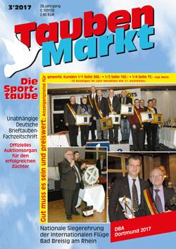 TaubenMarkt/Die Sporttaube - März 2017...