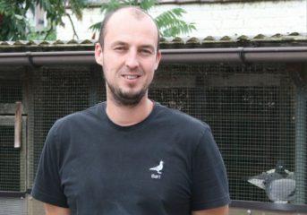 Bart Geerinckx - von der Sprintikone zum Champion auf der nationalen Weitstrecke...