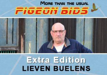 PIGEON BIDS EXTRA EDITION LIEVEN BUELENS...