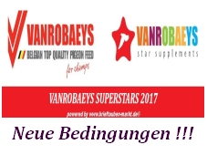 VANROBAEYS SUPERSTARS 2015