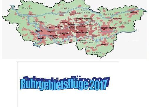 Ruhrgebietsflug ab Hemau am 11. Juni 2017 - 25.719 Tauben...