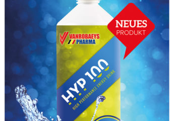 Tauben wählen bewusst HYP100 - der revolutionäre neue Energy-Drink...