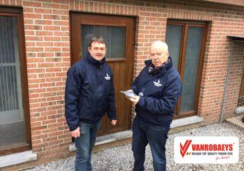 VANROBAEYS besucht Bosmans-Leekens…