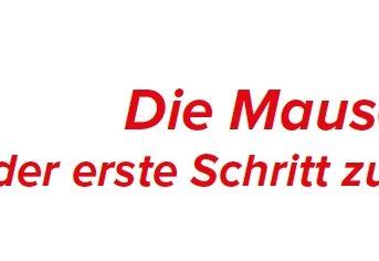 Mauser - pierwszy krok do sukcesu ...