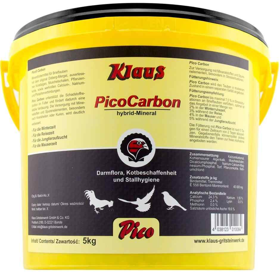 klaus pico carbon