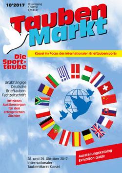 TaubenMarkt/Die Sporttaube Oktober 2017...