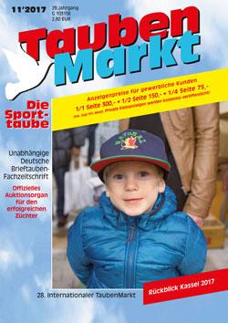 TaubenMarkt/Die Sporttaube - November 2017...