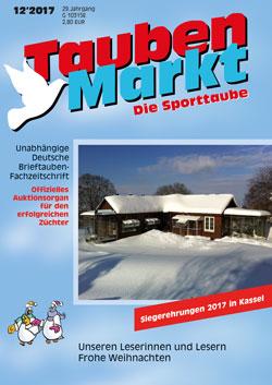 Taubenmarkt/Die Sporttaube im DEZEMBER 2017...