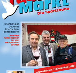 TaubenMarkt/Die Sporttaube JANUAR 2018...