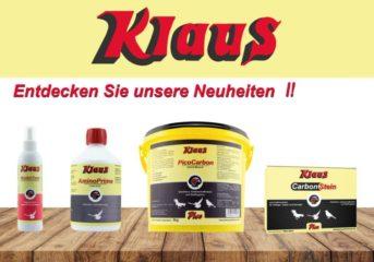 Entdecken sie die Neuheiten 2018 der Firma Klaus Gritsteinwerke !