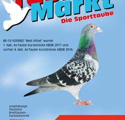 TaubenMarkt/Die Sporttaube April 2018...