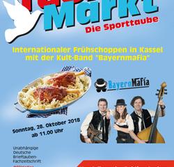 TaubenMarkt/Die Sporttaube September 2018...