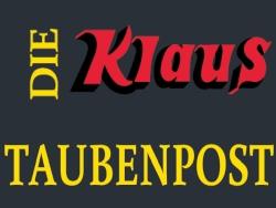 EXKLUSIV - Die neue KLAUS Taubenpost 2018...