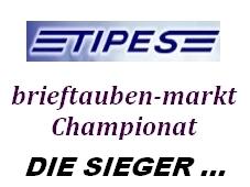 Endstand: TIPES brieftauben-markt Championat 2018 - die Sieger...