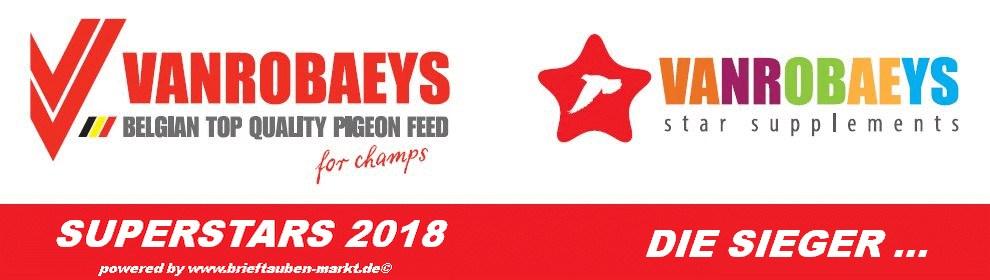 vanrobaeys superstars logo 2018 sieger