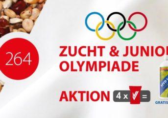 D'occasion Vanrobaeys - élevage junior Jeux Olympiques No 264 ....