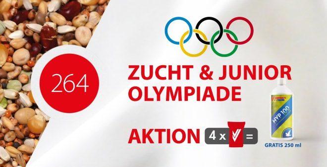 NEW van Vanrobaeys - Junior Olympics breeding No 264 ....