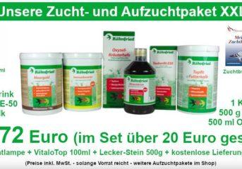 Röhnfried Zucht- & Aufzuchtpaket XXL