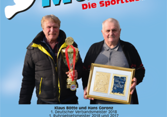 TaubenMarkt/Die Sporttaube - März 2019...