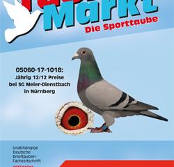 TaubenMarkt/Die Sporttaube – APRIL 2019…