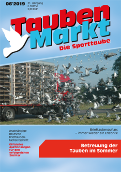 Taubenmarkt / The sports pigeon - June 2019 ...