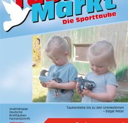 TaubenMarkt/Die Sporttaube im Juli 2019...