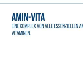 Amino ácidos y vitaminas ...